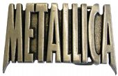 Metallica - Logo Buckle